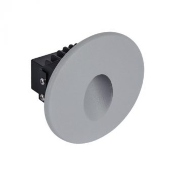 AZYL LED C 1,6W GREY 4000K